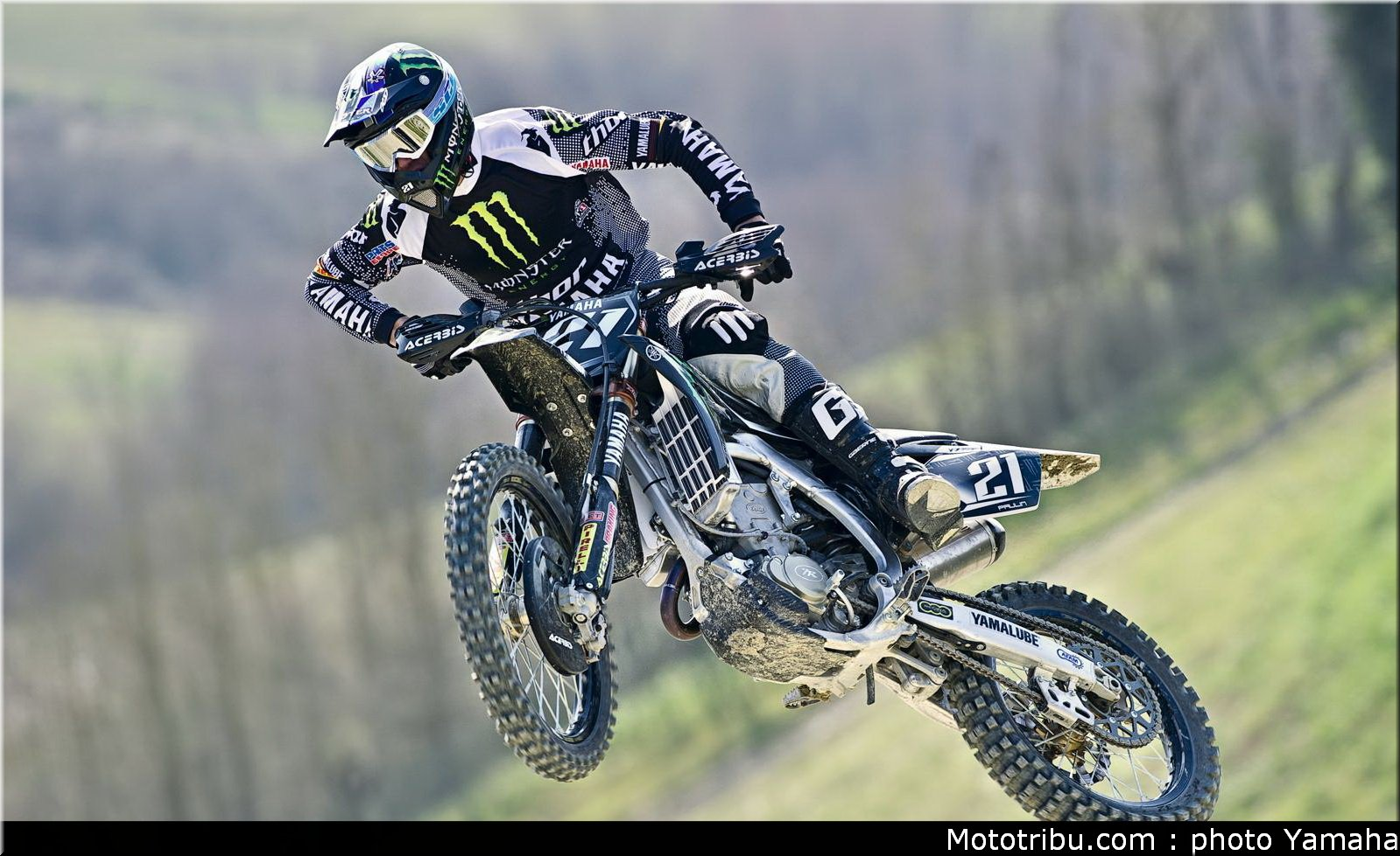 Monster Energy Yamaha MX Team
