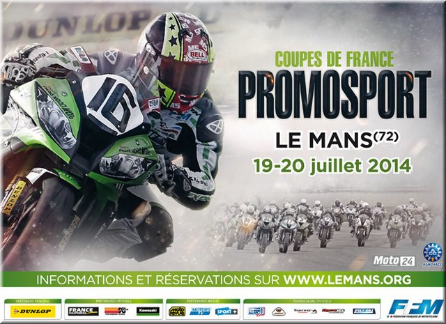 Mototribu vitesse france infos 2014 juillet ao t septembre - Coupes de france promosport ...
