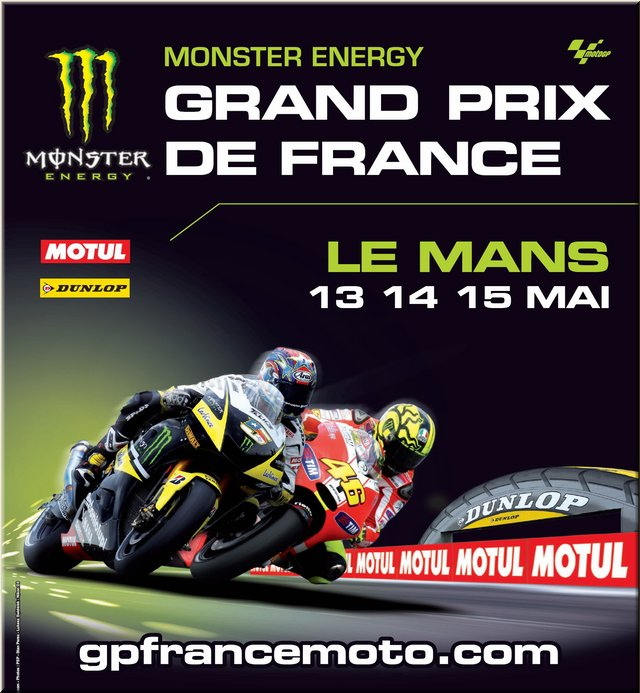 moto gp t l vision le grand prix de france sur nt1 mototribu. Black Bedroom Furniture Sets. Home Design Ideas