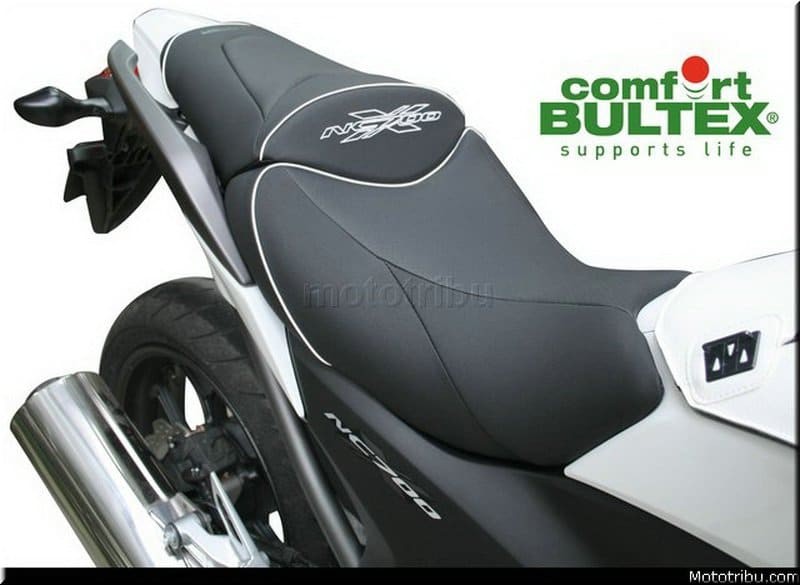 accessoire selle confort bagster en bultex mototribu. Black Bedroom Furniture Sets. Home Design Ideas