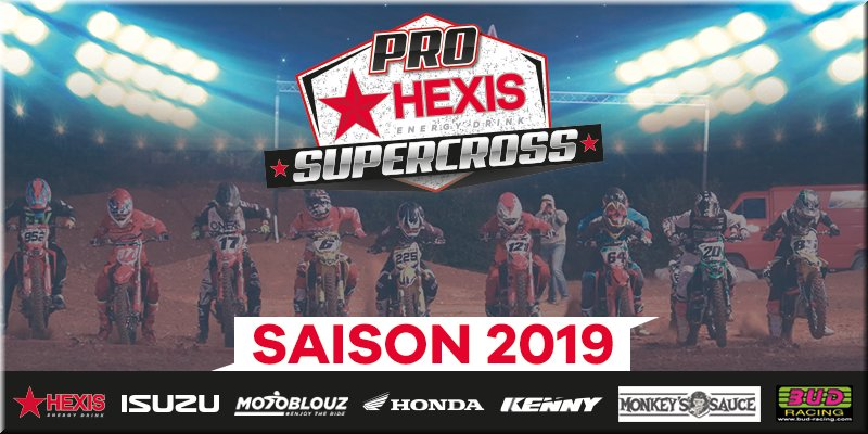 Calendrier Ama Supercross 2019.Supercross France 2019 Le Calendrier Pro Hexis Toujours