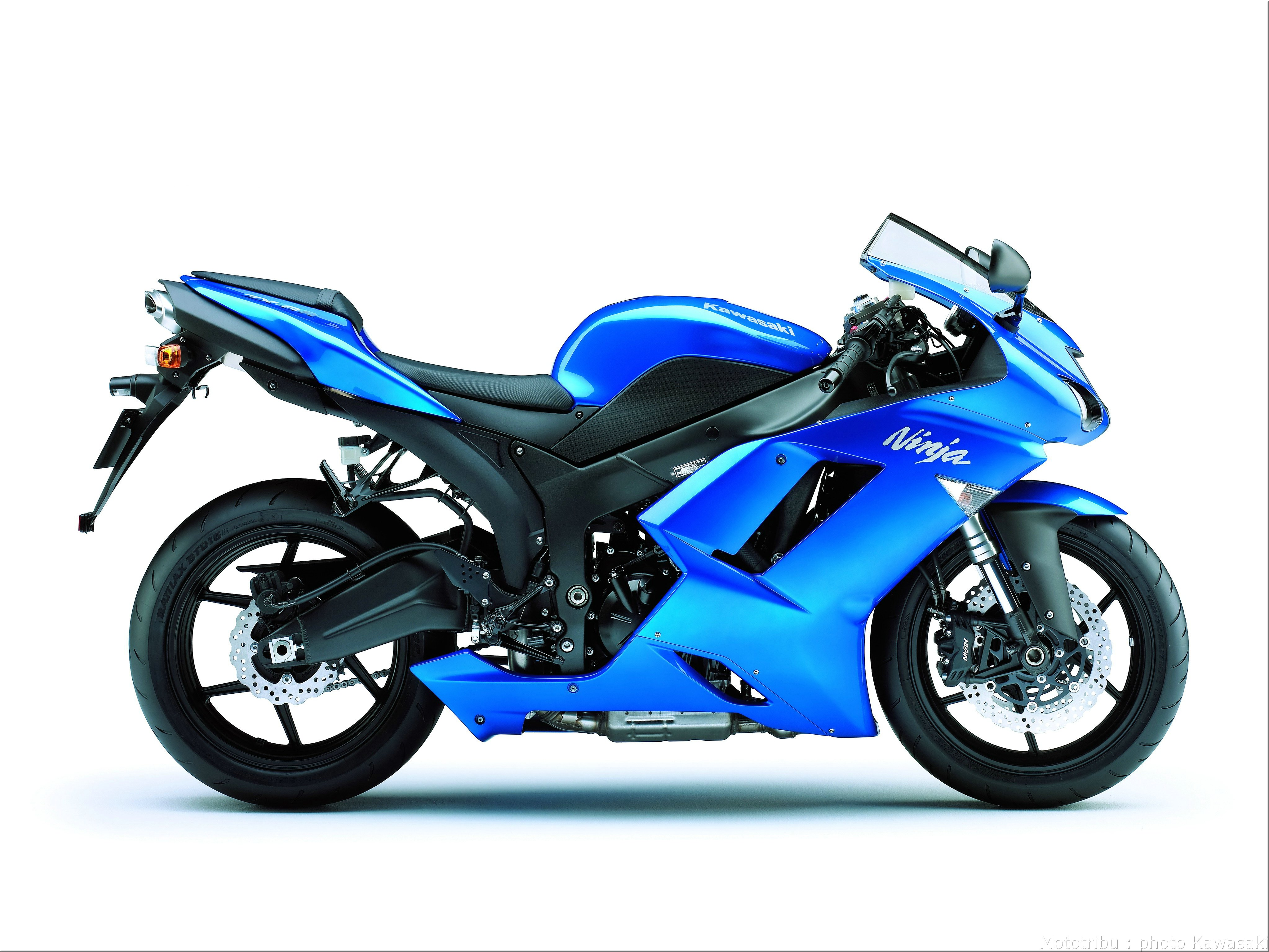 Kawasaki zx6r 2008 Manual