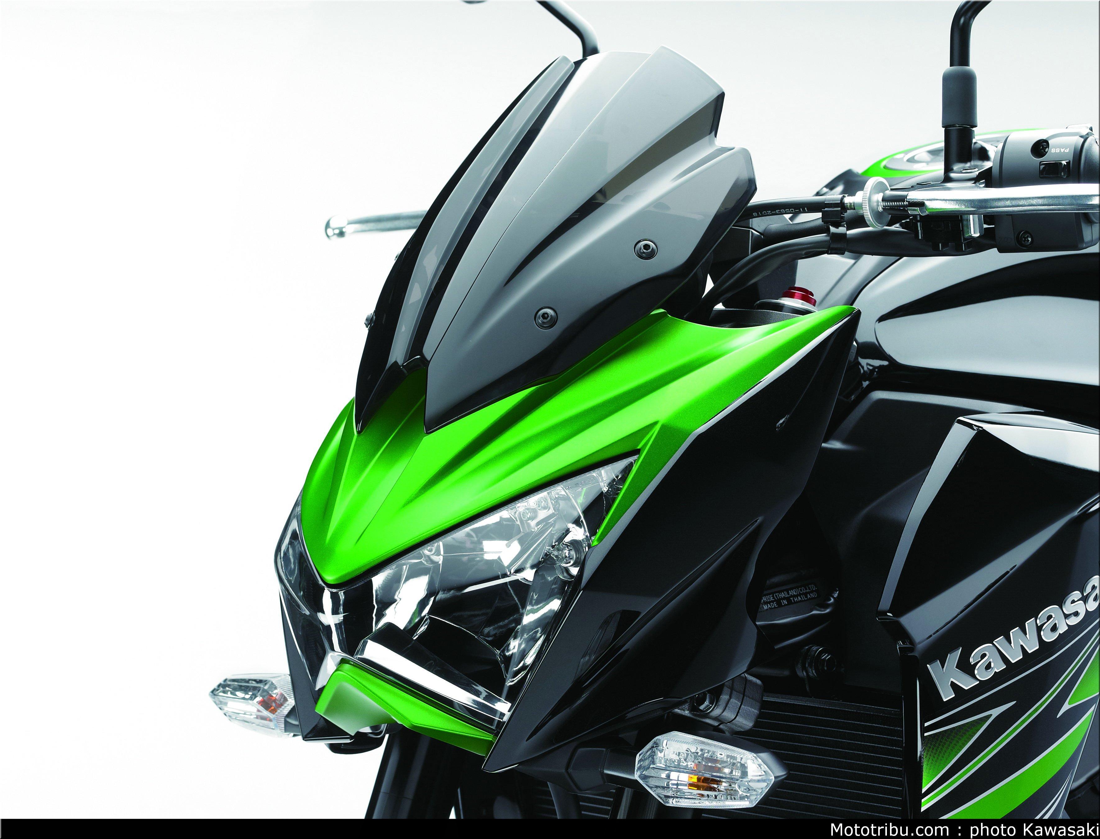 Mototribu Kawasaki 2013 Z800