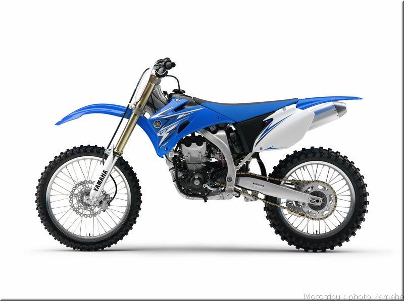 Mototribu Yamaha Yz 450 F 2009